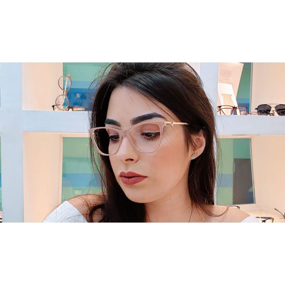 Armação Para Óculos De Grau Feminino | Shopee Brasil