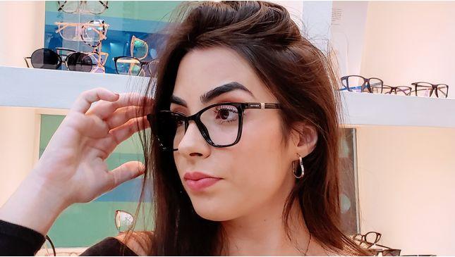 Óculos Daphne Nude - santograu