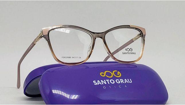 Óculos Jade 2 Cinza Degrade - santograu